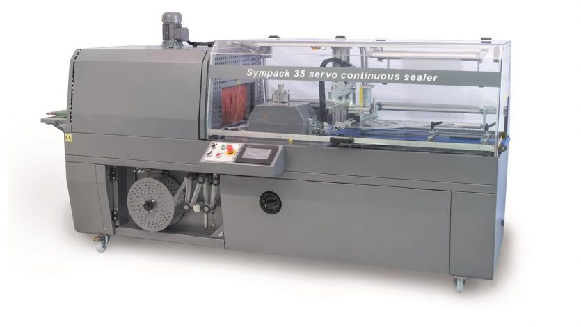 SYMPACK Compact Side Sealer & Tunnel