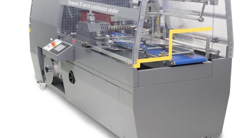 SYMPACK Sabit Çeneli Tünel Kombinasyonlu Otomatik Shrink Makinesi