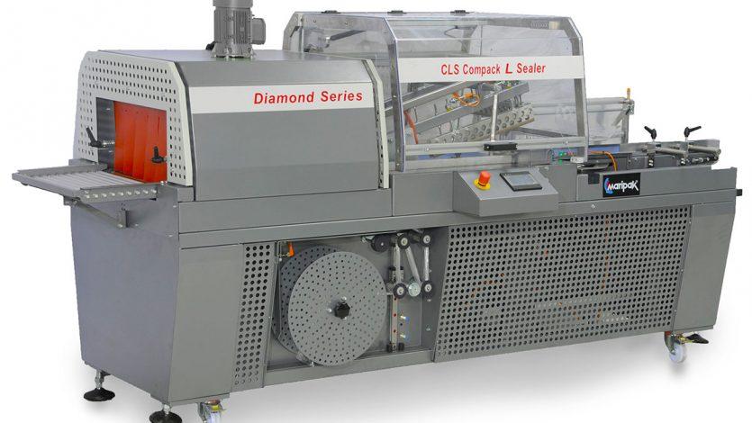 CLS Tam Otomatik Monoblok L Kesim ve Tünel Kombinasyonu