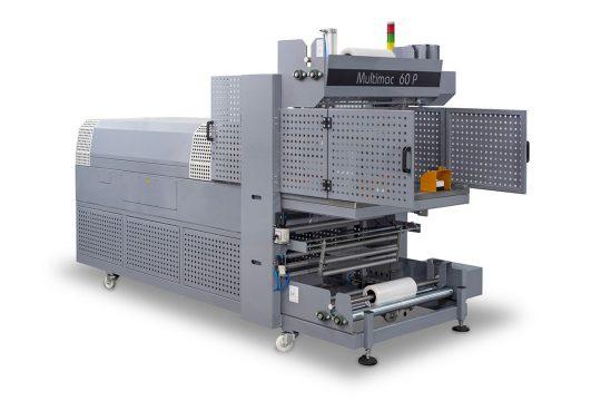 MULTIMAC P Yarı Otomatik Polietilen Shrink Ambalaj Makinesi