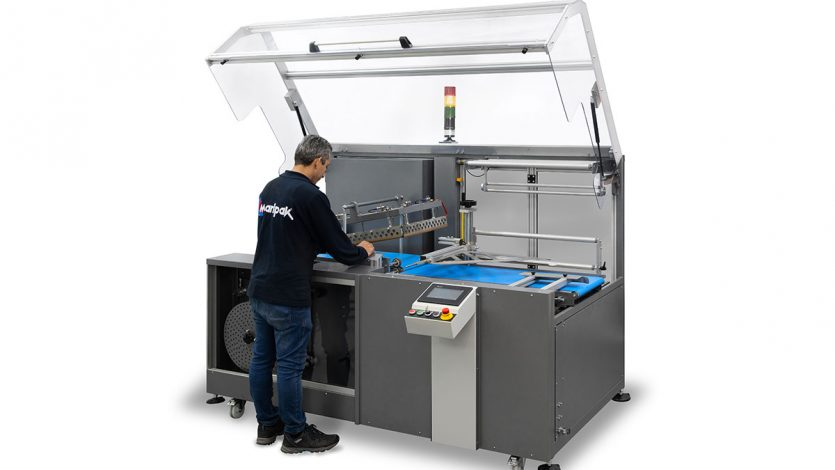 RLS Tam Otomatik Servo Sürücülü L Kesim Makinesi