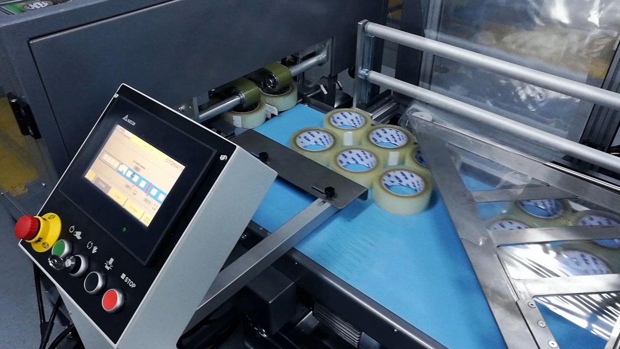 Shrink Makinası Üretiminde Kullanılan Malzemeler