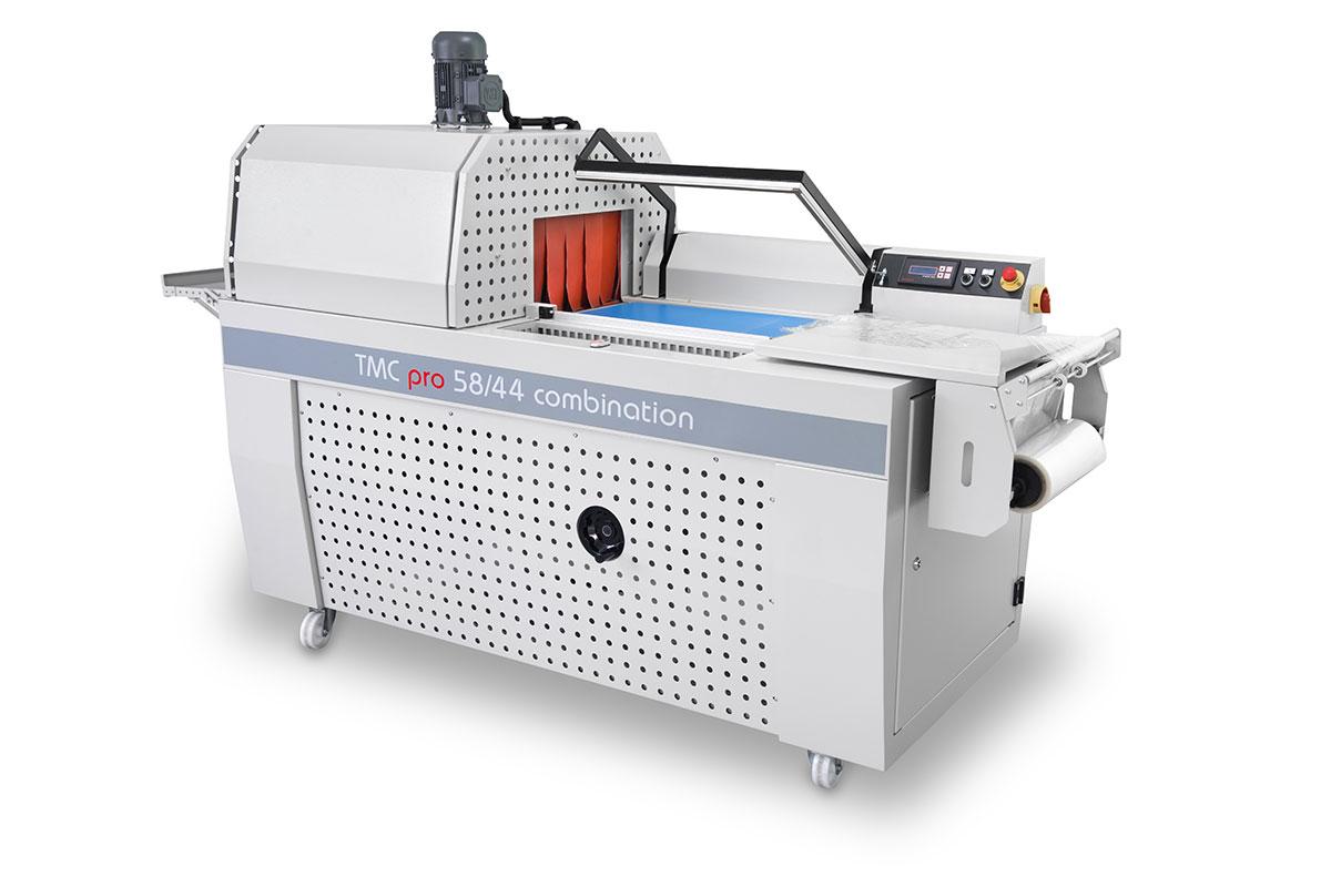 TMC Pro 58/44 Yarı Otomatik Tünelli L Kesim Makinesi