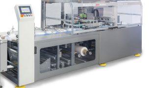 WRAPTURE Üst Kaynaklı Firesiz Gezer Çene Otomatik Shrink Makinesi