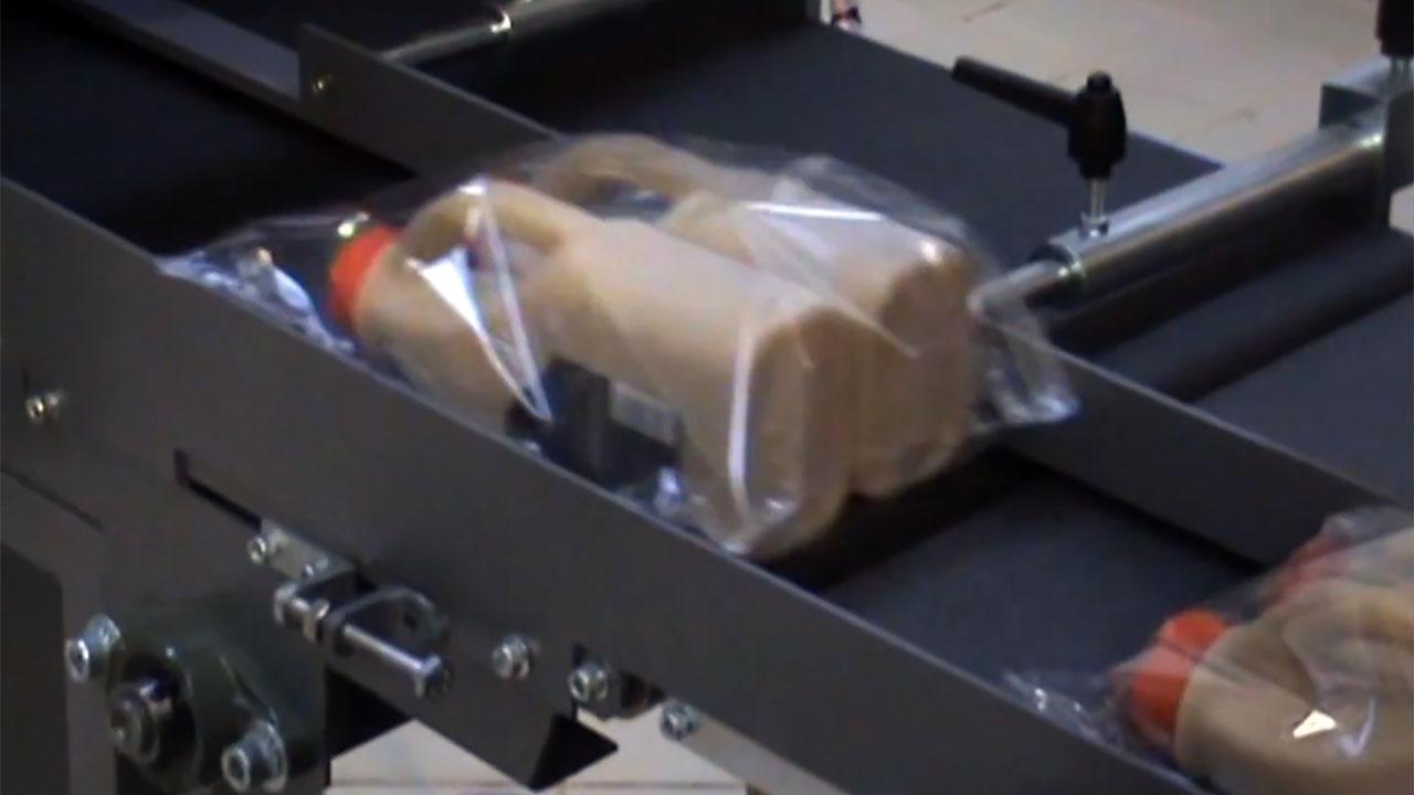 Impack 40, Embalaje Retráctil de Multipack