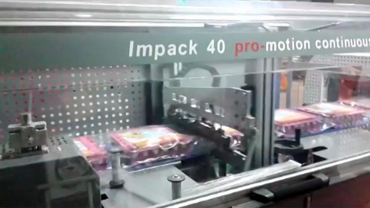 Impack Pro-Motion, Egg Packaging