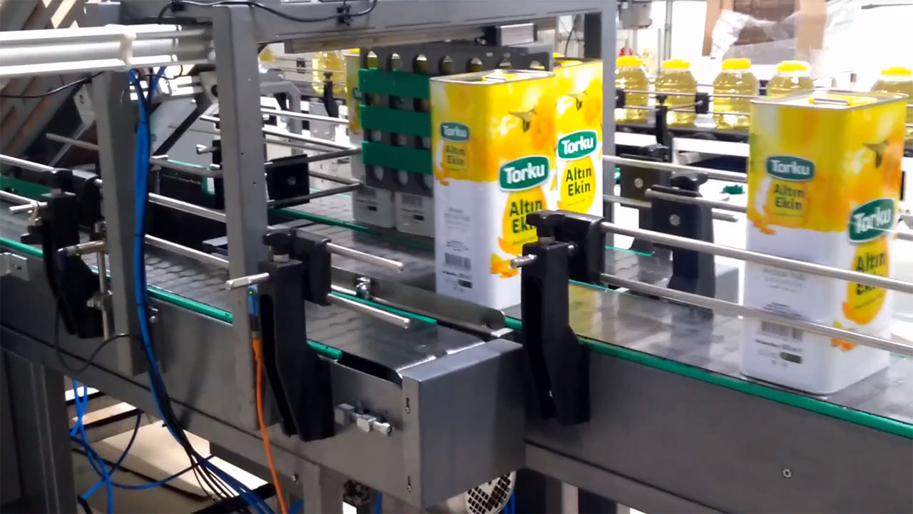 Multimac 60D, Tin Box Collation & Packaging