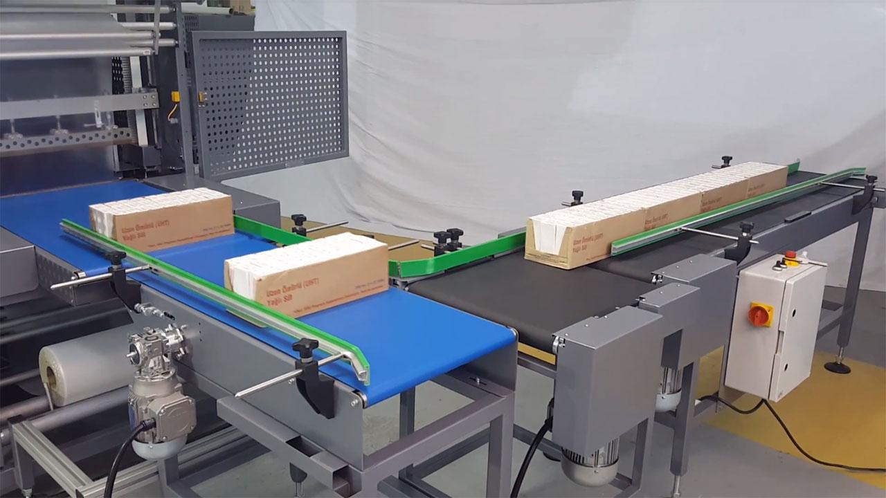 Multimac 60D, Çoklu Paket Paketleme