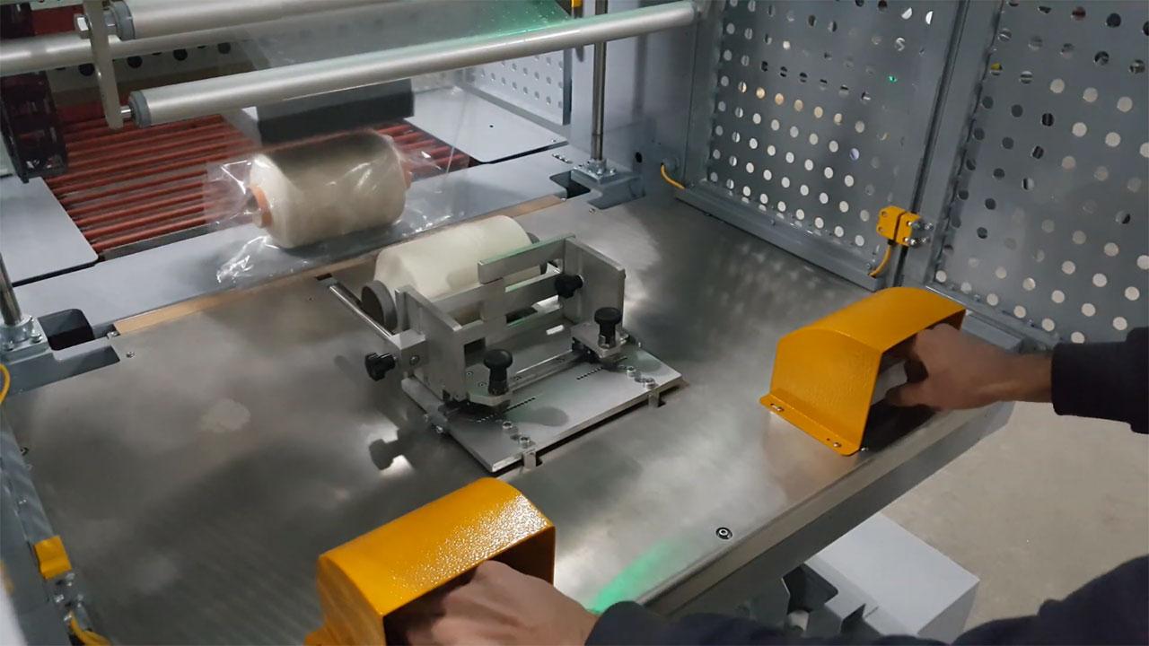 Multimac P Serisi, Yarı Otomatik Pe Shrink Ambalaj Makineleri