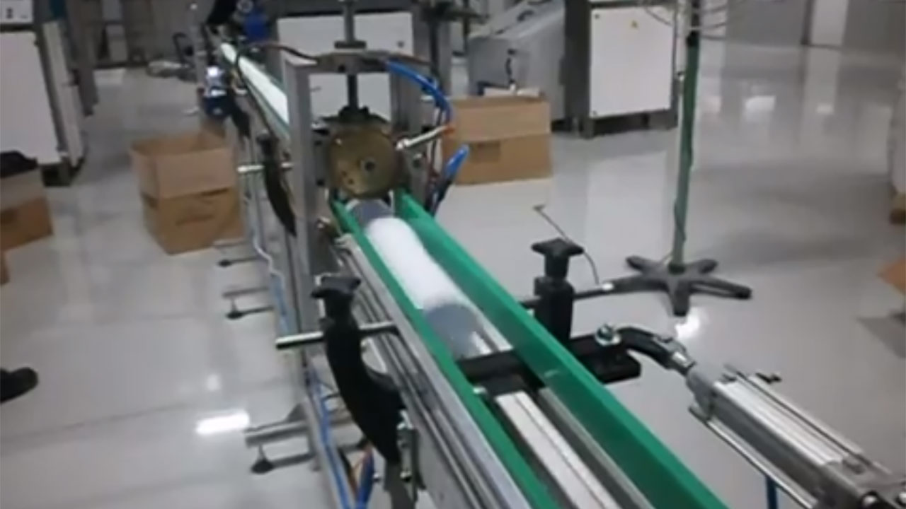 Veriopack 80H, Plastik Bardak Paketleme Makinesi