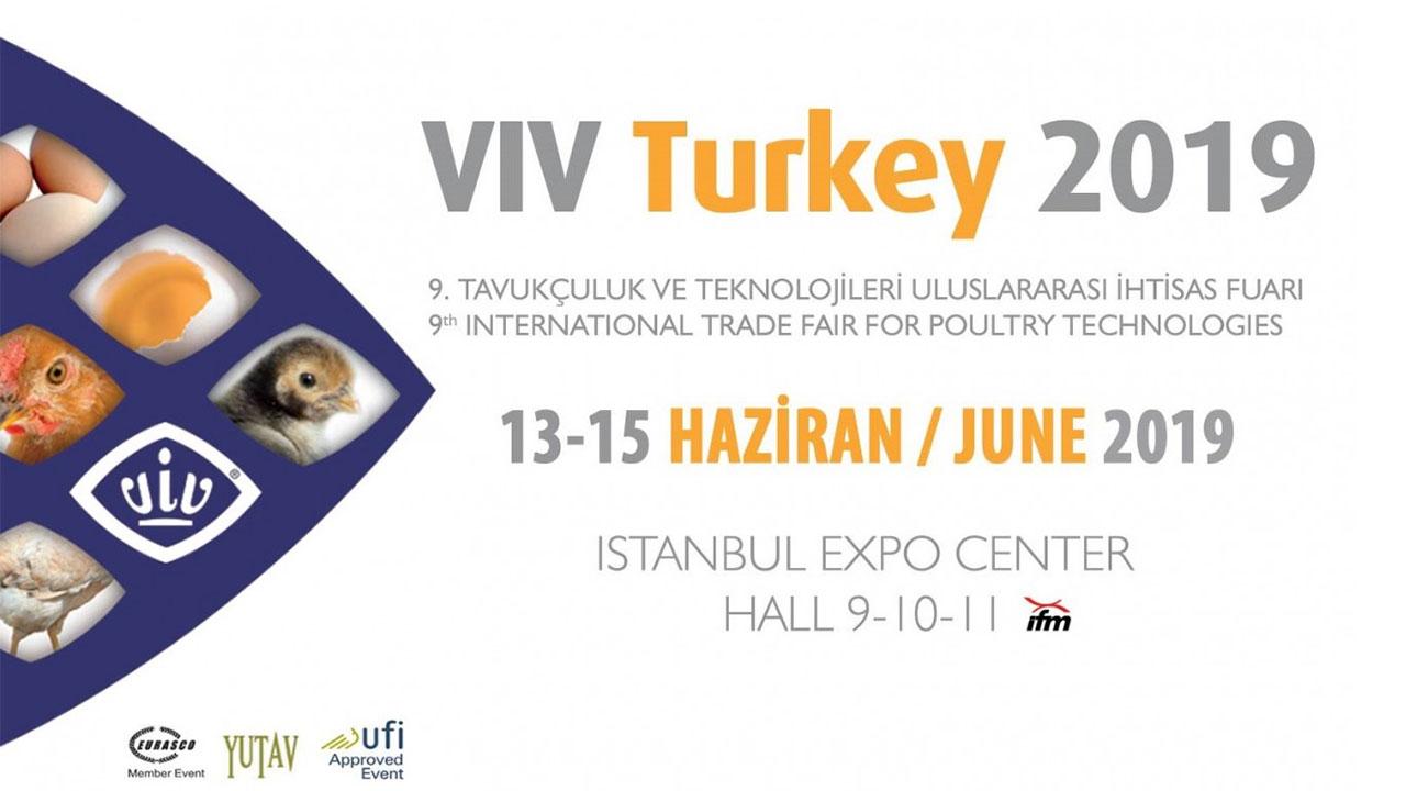 VIV Türkiye 2019 Fuar