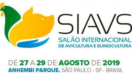 SIAVS FERIA DE AVICULTURA 2019, SÃO PAULO, BRASIL