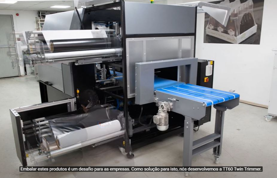 E-Commerce Packaging Machine