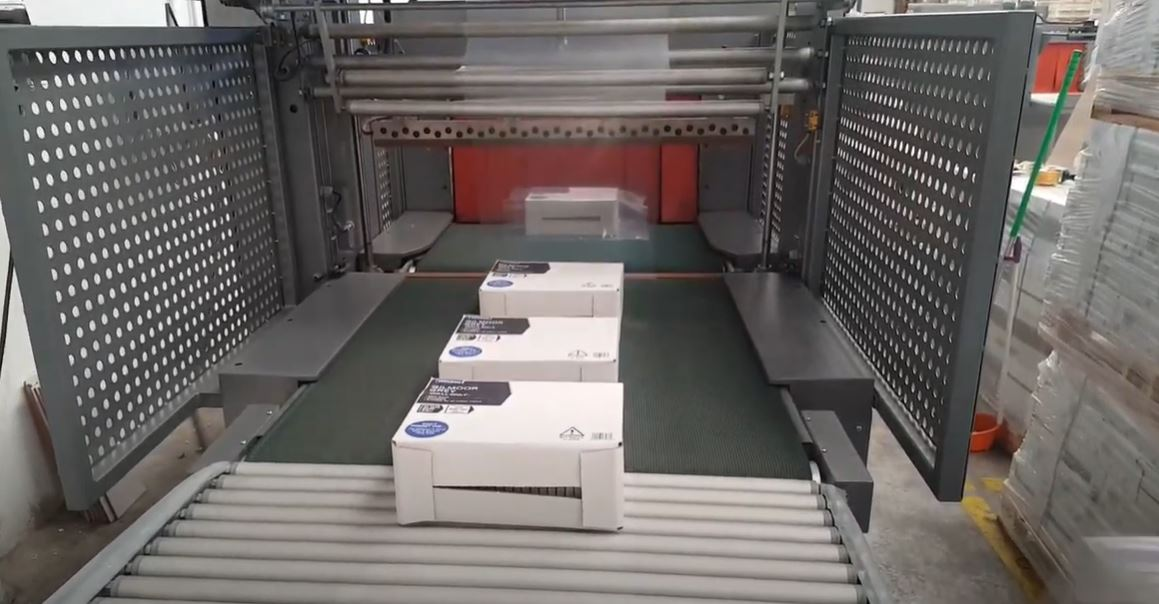 Ceramic Tiles PE Shrink Wrapper