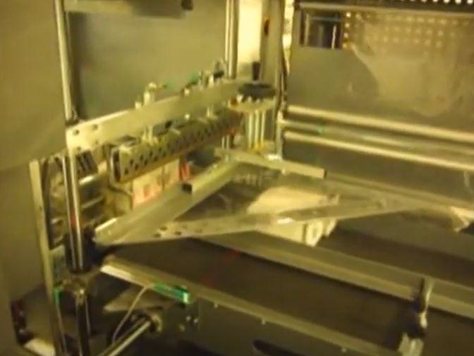 Cosmetic Packaging Machine