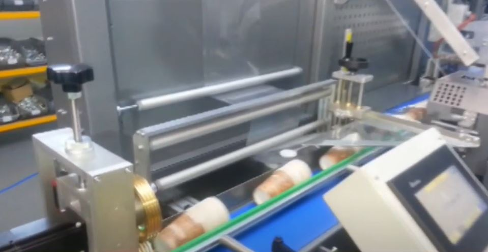 Disposable Cups Packaging Machine