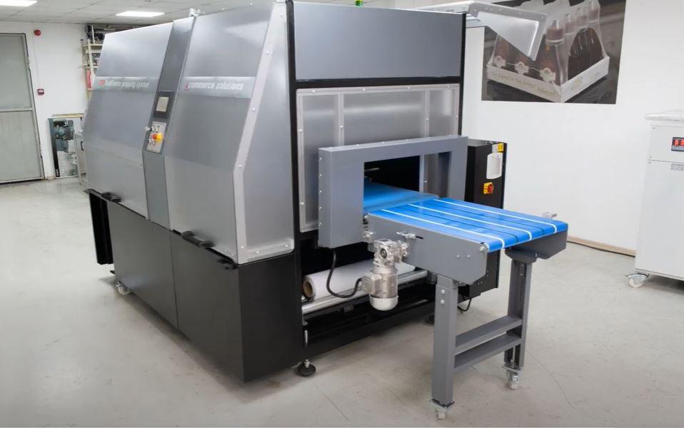 Automatic E-Commerce Packaging Machine