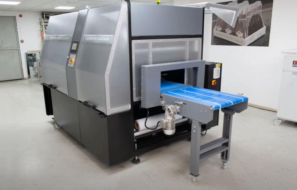 Otomatik E-Ticaret Paketleme Makinesi