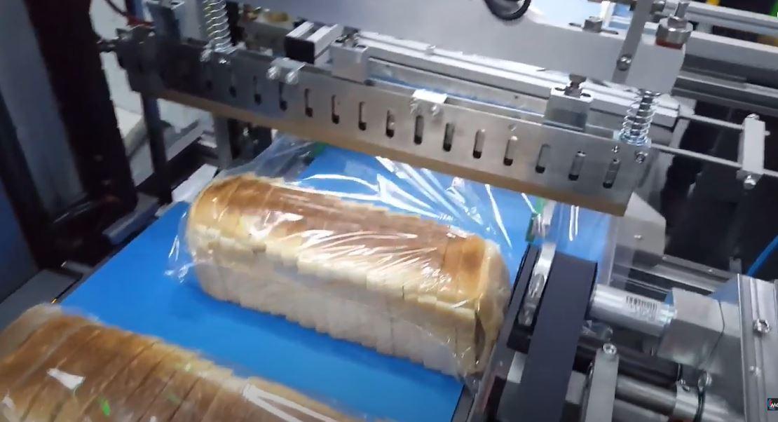 IMPACK 40 PRO, Ekmek Paketleme Makinesi