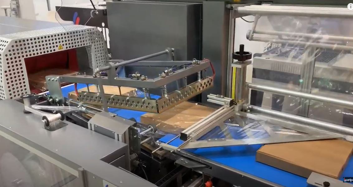 RLS Otomatik Shrink Makinesi | Karton Kutu Paketleme