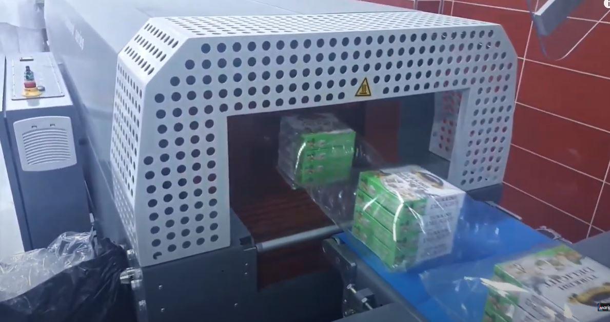 Impack Pro-Motion – Lokum Paketleme Makinesi