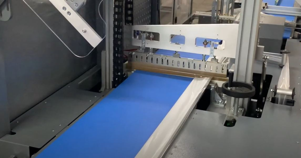 Profile Packaging Machine