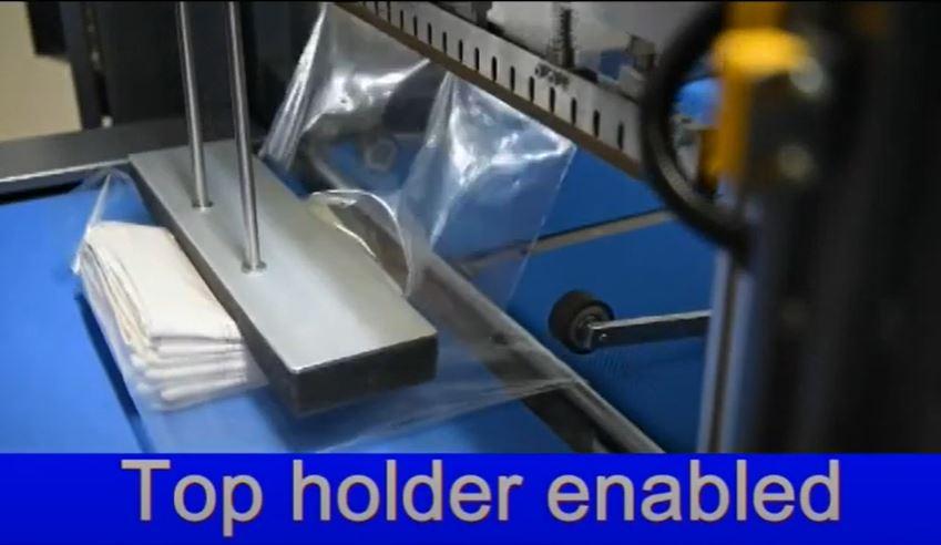 MULTIMAC 80D, Çamaşırhane – Tekstil İçin Paketleme Makinesi