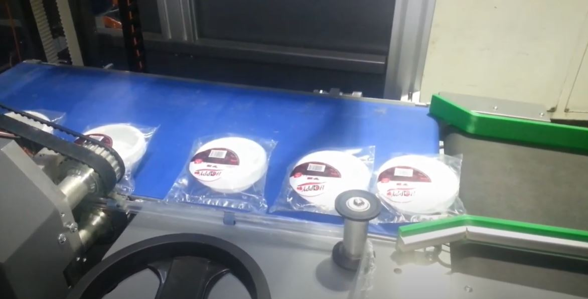 Thermoform Plate Packaging Printed Film