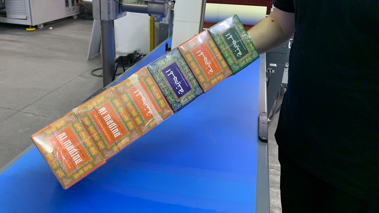 Napkin Box Packaging