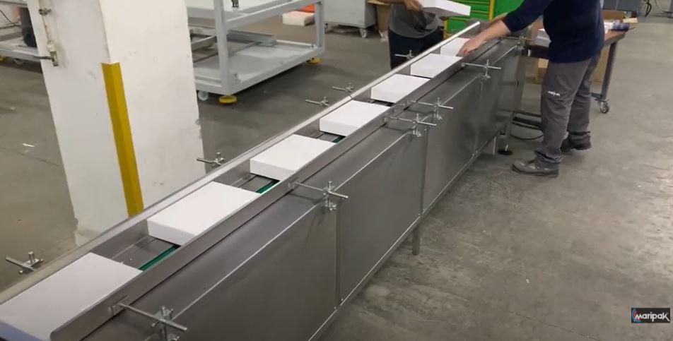 Kutu Paketleme Makinesi