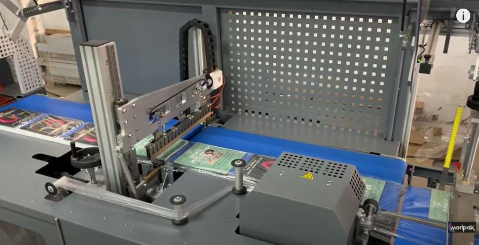 Notebooks Packaging Machine