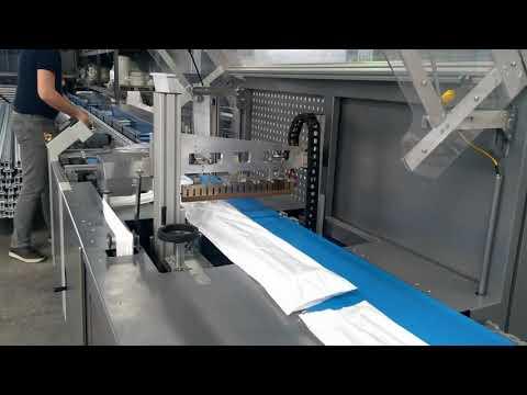Alüminyum Profil Paketleme Makinesi
