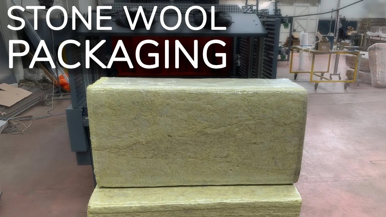 Stone Wool Packaging Machine